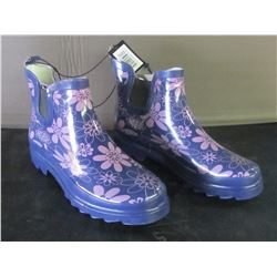New rain booties
