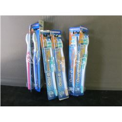 12 New Oral-B Toothbrushes