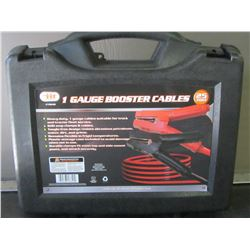 New 1 gauge Booster Cables