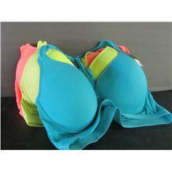 New sports bras