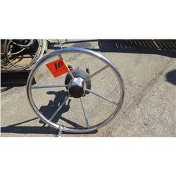 SS Steering Wheel