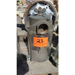 Groco 255-DSA/SD Water Strainer