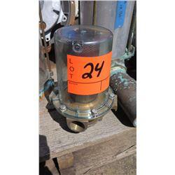 Water Strainer (model/manufacturer unknown)