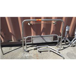Misc. Stainless Steel Rails