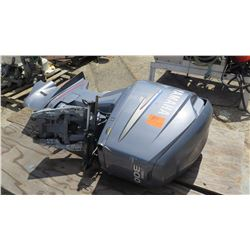 Yamaha 300HP Outboard Engine