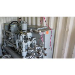 Commercial Marine Filtration System