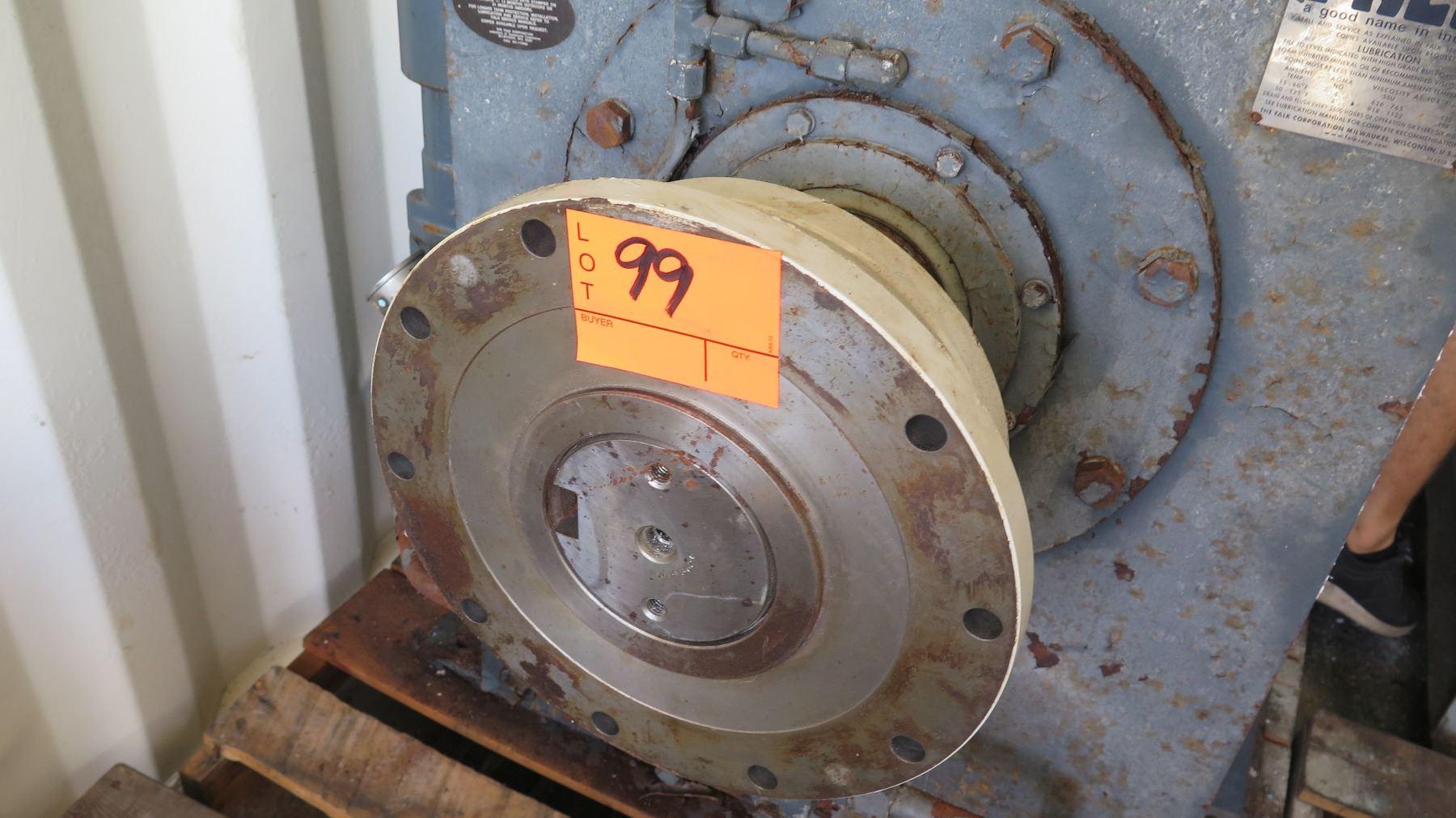 Falk Transmission Gears - Oahu Auctions