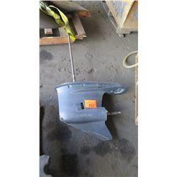 Yamaha Engine Leg/Outboard Lower Unit