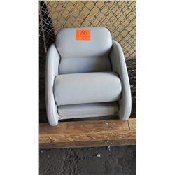 Marine Helm, Bolster Seat