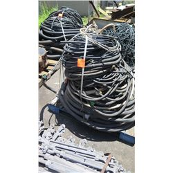 Contents of Pallet: Misc.-Sized Wire