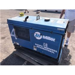 Miller Big Blue 251D Portable Welding Generator (Welder/Generator), Tag Says  No Good