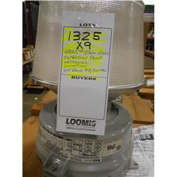 Luminaire for use in Hazardous Locations