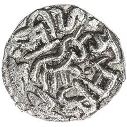 GREAT MONGOLS: temp. Mongke, 1251-1260, AR dirham (3.62g), NM, AH658. EF