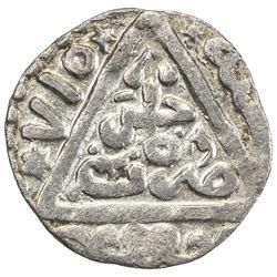 GOLDEN HORDE: Toqtu, 1291-1312, AR dirham (1.45g), Majar, AH710. VF