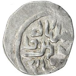GOLDEN HORDE: Urus Khan, 1368-1378, AR dirham (1.48g), Sighnaq (Sygnaq), AH775. VF