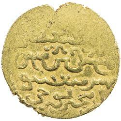 ILKHAN: Gaykhatu, 1291-1295, AV dinar (4.41g), Tabriz, DM. EF