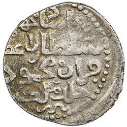ILKHAN: Ghazan Mahmud, 1295-1304, AR dirham (2.47g), Tabriz, AH694. VF