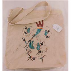 Mata Ortiz Cloth Shoulder Bag
