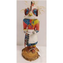 Hopi Kachina w/Stand