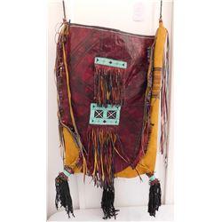 Moroccan Goatskin Bag