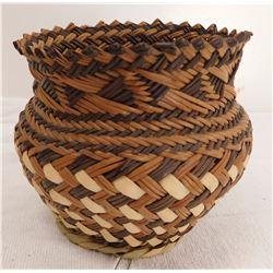 Polychrome Basket