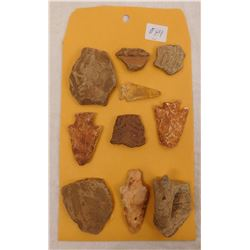 Collection of Georgia Artifacts