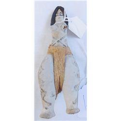 Amazon Clay Fertility Figure
