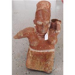Pre-Columbian Female Figure