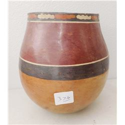 South American Pottery Olla