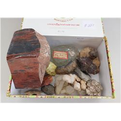 Gem & Mineral Collection