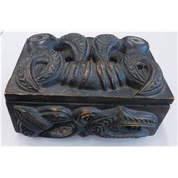 Maori Treasure Box