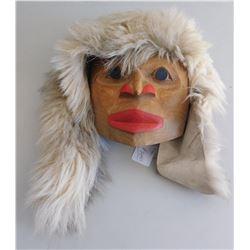 Large NWC Wood Mask