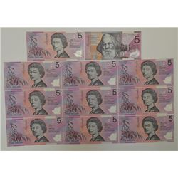 Reserve Bank of Australia. 1998-2007 Issues.
