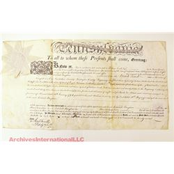 Land Grant The Commonwealth of Pennsylvania.