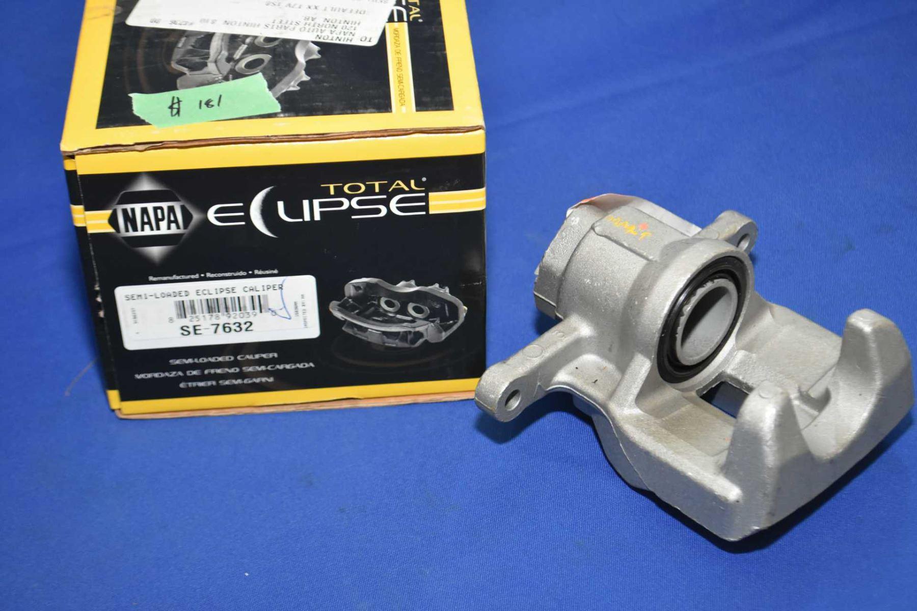 New Napa inventory disc brake caliper #SE-7632 (retails