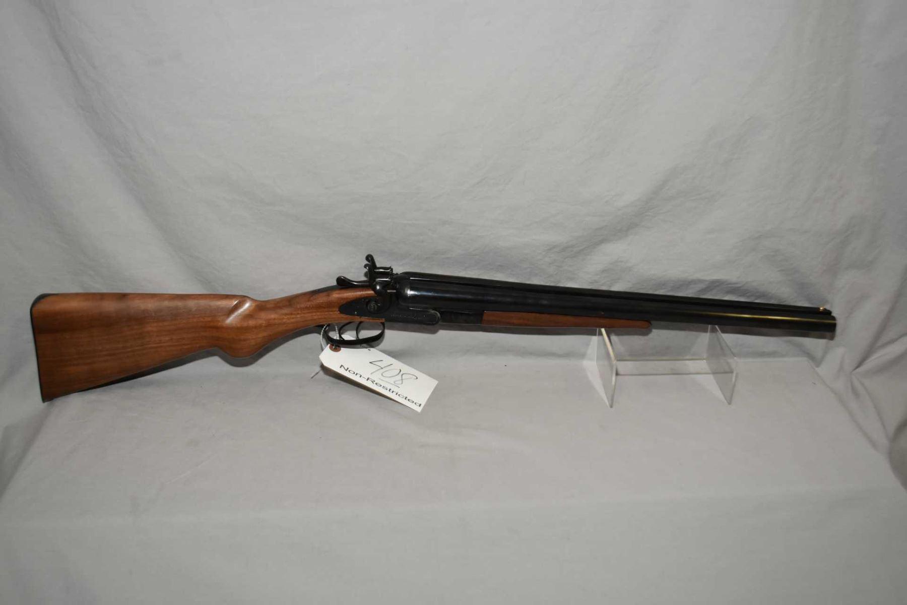 Cimarron Arms Mfg Co  Model 1878 - LJC TRC  12 Ga 3