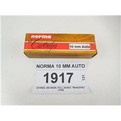 NORMA 10 MM AUTO