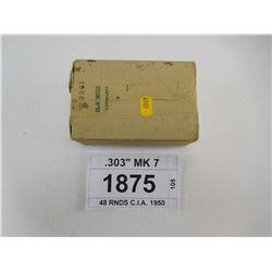 ".303"" MK 7"