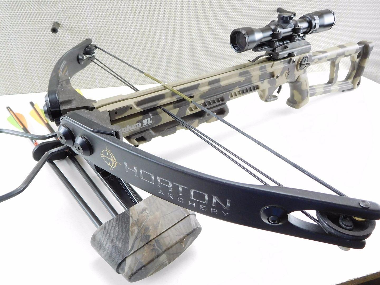 Horton Yukon Sl Accessories