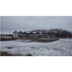 SNOW WHITE INN 320 PARK AVE LANGHAM, SK. TWO STOREY 25 UNIT MOTEL APPRAISED VALUE 1,440,000.00  VIEW