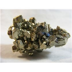 Octahedron Pyrite from Peru