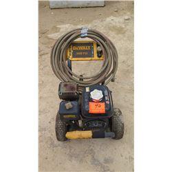 DEWALT 3400PSI GAS POWERED PRESSURE WASHER