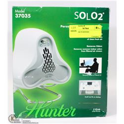 SOLO 2 AIR PURIFIERS