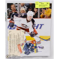 JASON CHIMERA GUARANTEED AUTHENTIC AUTOGRAPH