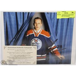 MARTIN MARINCIN GUARANTEED AUTHENTIC AUTOGRAPH