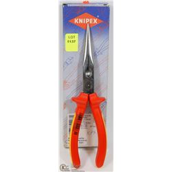 """KNIPEX 1000V 8"""" INSULATED PLIERS MADE IN GERMANY"""
