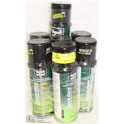 7 CANS OF TOUCH'N'SEAL FOAM SEALANT
