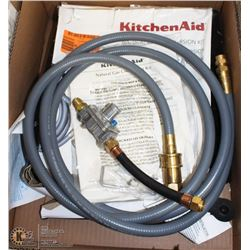 NATURAL GAS CONVERSION KIT WITH HOSE