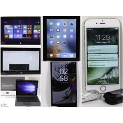 FEATURE SMART PHONES AND TABLETS