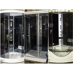 FEATURE STEAM SHOWERS
